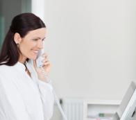 שיחות טלפון נכנסות למרפאת השיניים